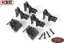 4 Link Mounts for Blackwell Axle BLACK The Beast RC4WD Z-S0016 inc Hardware RC