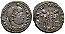CONSTANTINE I (330 AD) Extremely Rare Follis. Trier #RB 7696