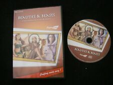 KEEPSAKE CARD CRAFT Beauties & Beasts CD-ROM ExCon BARGAIN Craft Clearout
