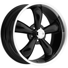 "Vision 142 Legend 5 18x8.5 5x4.5"" +20mm Gloss Black Wheel Rim 18"" Inch"