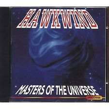 HAWKWIND - Masters of the universe - CD 1991 COME NUOVO