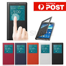 Leather Chip S View Cover Case for Samsung Galaxy Note 3 Case