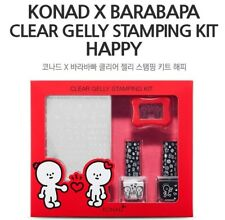 Konad Stamping Set Nail Beauty Fashion Korea Art  Scraper Set Hot Lass