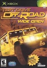 Test Drive Off-Road -- Wide Open  (Xbox, 2001)