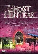 Ghost Hunters (DVD, 2002) Spirits @ Bodmin Moor / George Inn / Phantom Pilot NEW