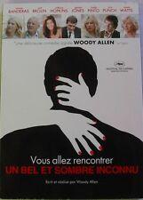DVD VOUS ALLEZ RENCONTRER UN BEL ET SOMBRE INCONNU - Naomi WATTS - Woody ALLEN