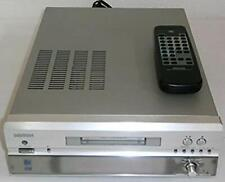 DENON PRESTA MD Recorder Silver DMD-201SA Japan EMS F/S USED