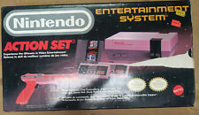 Nintendo Entertainment System - In Box - w/ Game & Gun - Complete - Tested