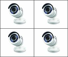 4-PACK Swann SRPRO-T855WB4-US , PRO-T855 HD 1080P Analog Bullet Security Camera
