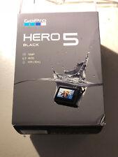 Genuine GoPro Hero 5 Black 4K Action Camera IN BOX