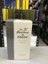 Le 3e Homme Cologne by Caron, 4.2 oz EDT Spray for Men (The Third Man) NEW