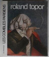 Roland Topor - Les combles Parisiens - Au Botanique - 1989