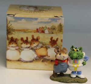 Wee Forest Folk BK-01a Tom and Eon The Secret Flight of Tom Mouse (WP) WFF