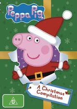 Peppa Pig - A Christmas Compilation (DVD, 2013) : NEW