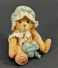 Cherished Teddies ~ Maureen - Lucky Friend (135690) *Mint*