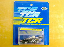 1978 Ideal Tcr Indy Jam #19 Slot Less Car 3283-9 Nos