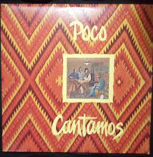 POCO CANTAMOS VINYL LP U.S. PRESSING