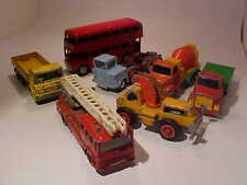 Lot 7 Lone Star Impy Used Bus Cement Truck for Parts Restauration (In) Complete