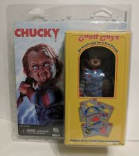 CHILD'S PLAY CHUCKY ACTION FIGURE RETRO GOOD GUYS DOLL NECA REEL TOYS