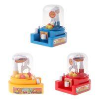 Kids Arcade Candy Grabber Machine Toy Claw Ball Game Fairground Crane Sweet Grab