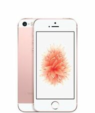 Mint Apple iPhone SE UNLOCKED GSM 4G LTE Smartphone 64GB Rose Gold