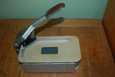 vintage quality Usa product Corner Rounder Lassco Products Model 20