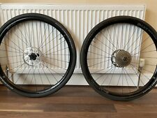 Hunt Four Season Gravel Disc Wheelset With Schwalbe G One