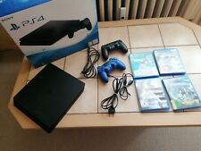 Sony PlayStation PS 4 500GB + 2 Controller + 4 Spiele