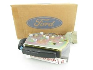 NEW OEM Ford ABS Brake Valve Block F2AZ-2C266-A Crown Victoria Marquis 1992-1993