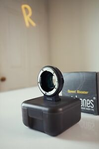 Nikon G to Micro Four Thirds Metabones Speed Booster XL 0.64x