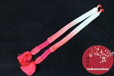 HAORI HIMO Kimono Japonais ACCESSORY SILK SOIE *MADE IN JAPAN* JAPANESE KIMONO