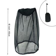 Aventik Midge Mosquito Hat Net Cover Super Fine Mesh Super Light UV Protection