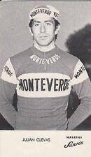 JULIAN CUEVAS Cyclisme ciclismo MONTEVERDE SANSON 75 La Vuelta vélo ciclista