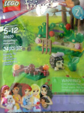 New Lego Friends Hedgehog s Hideaway 41020 34 pc  pet Series 2 No longer Sold