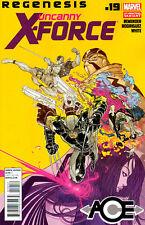UNCANNY X-FORCE (2010) #19 - 2nd Print - Regenesis - New Bagged