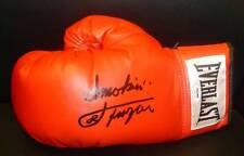 Smokin Joe Frazier Signed Everlast Boxing Glove PSA/DNA COA L Autograph Auto'd