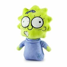 The Simpsons Zombie Maggie  Phunny Plush By Kidrobot Brand New