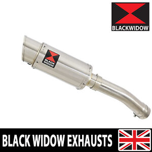 SV650 SV400 1998 1999 2000 2001 2002 200MM STAINLESS EXHAUST SILENCER 200SS