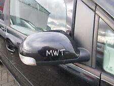 el. Außenspiegel rechts VW Touran 2003-2006 uni schwarz L041 Spiegel