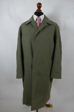 Hugo Boss Trenchcoat Herbst Winter Mantel Gr.50 100% Baumwolle Top Zustand