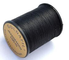 Nähgarn für Jeans 100 m hochreissfest schwarz
