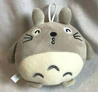 Totoro Plush 8 in Japan Anime Toy Grey White Lissidoll My Neighbor USA Seller