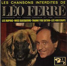 LEO FERRE LES RUPINS FRENCH ORIG EP FRANCK AUSSMAN