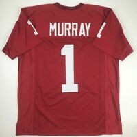 New KYLER MURRAY Oklahoma Red College Custom Stitched Football Jersey Men's XL