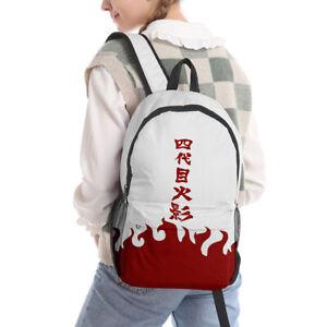 Shoulder Bag Naruto0 3D Printed Cosplay Backpack School Rucksack Birthday Gift