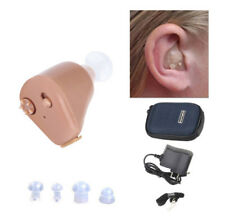Rechargeable Mini Hearing Aid Axon Invisible Hear Clear for the Elderly Deaf Aid