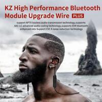 KZ Bluetooth Module Upgrade Cable for KZ-ZST/ZS10/ES3/ES4/ZSR Headphone Earphone