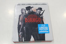 """""""New"""" Django Unchained - Limited Edition Collectible Bluray - Region A"""