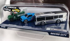2020 MICRO MACHINES SERIES 2 Micro City #06  NEW With Rare Chase Bus