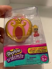 Shopkins Lil' Secrets Secret Locket- Lil Gems Jewelry